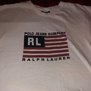 Ralph Lauren t-shirt size Large